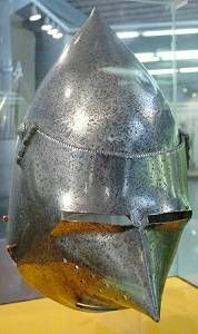 Armour from the Armoury of the dukes of Burgundy