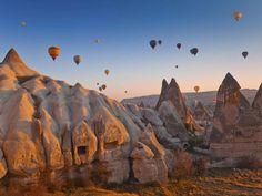 Cappadocia: A wonder set in stone