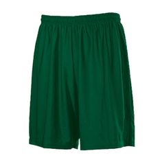 • Loose oversized cut to knee length     • Great game or practice shorts     • Vented leg opening     • Lightweight, quick drying poly/spandex fabric with tremendous stretch      • Qwik-Wik Moisture Transport System coupled with an anti-microbial treatment keeps the wearer dry, odor free and comfortable     • No external logos     • Engineered for screen printing and embroidery