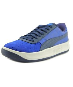 PUMA Puma Basket Classic Cvs Blur Men  Round Toe Synthetic Blue Walking Shoe'. #puma #shoes #sneakers
