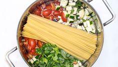 vegansk one pot spaghetti oppskrift