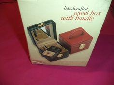 ~ You pick what goes inside! ~ NEW Stuffed Jewelry Box ~