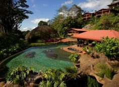 Stay at Peace Lodge   Costa Rica Experts Staying here our first night in costa rica, Lianna's and I's trip