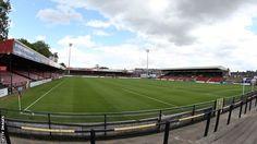 Bootham Crescent - Panoramic - York City FC