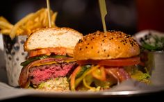 The Burger ($20) at Burger & Lobster - NYC's Newest Burgers Are What Dreams Are Made Of | Travel + Leisure