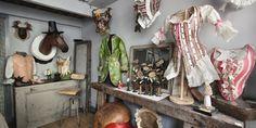 In Isère, the paper mache sculptures of creative Melanie Bourlon