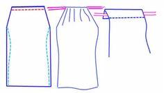 Шьем без выкроек. 5 пляжных платьев.