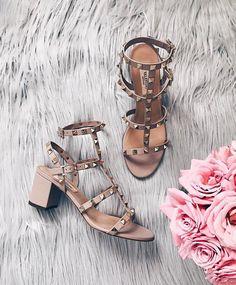 Valentino Rockstud Leather Sandals available on Nordstrom. Summer sandals boho wrap platform 2017.Designer, dressy,womens, spring, casual, 2017.High,flats. Asos,steve madden,spring 2016.Jimmy Choo,Neiman Marcus.