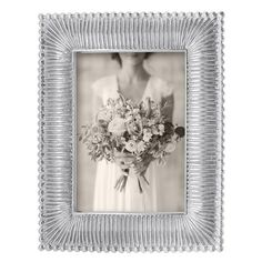 Mariposa Classic Fanned Picture Frame