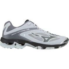 mizuno womens volleyball shoes size 8 x 3 free gray youtube