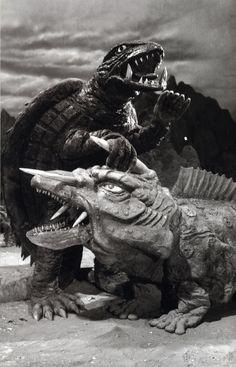 Gamera vs. Demon Beast Jaiger, 1970