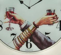 fornasetti clocks... xxBellaDonnaxx