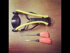 Sling Darts   Nail Dart Construction Phase 2 ( 2015 )