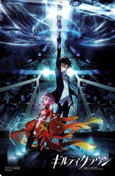 Guilty Crown - Anime Paling Gue Suka Pokonya mah