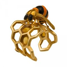 To bee or not to be ring - Delfina Delettrez Official E-shop