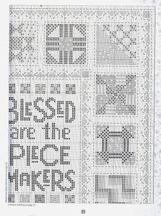 Gallery.ru / Photo # 1 - Cross Stitch Crazy About Quilts - 58savinkina