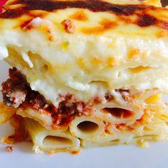 Delicious Pastitso recipe