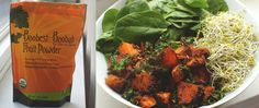 The King of Superfruits + A Vegan Baobab Sweet Potato Spiced Curry [GF] Savoury Dishes, Recipe Using, Superfood, Sweet Potato, Cabbage, Curry, Spices, Powder, Potatoes