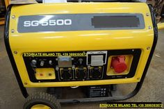 ستوكات ميلانو للتجارة والتسويق والخدمات: ستوك مولدات كهربائية 220 و380 من 1 إلى 5,50 كيلووا...