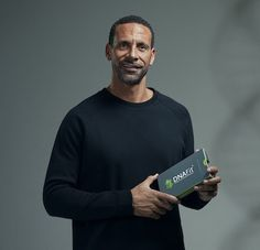 Mick raterman dnafit pinterest to celebrate officially joining forces with rio ferdinand dnafit are giving away 10 limited edition malvernweather Choice Image
