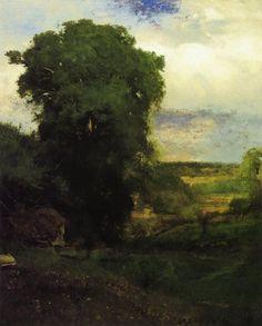 George Inness. Midsummer.