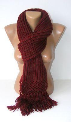 15 OFF SALE plumscarf fashionwinter trendswool acrylic by seno, $25.00