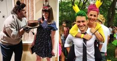 20 trucos de emergencia que toda mujer debe saber Halloween Outfits, Halloween Costumes, Gossip Girl, Halloween Disfraces, Have Fun, Dress Up, Tie, This Or That Questions, Couples