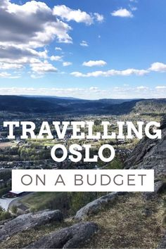 A Weekend In Oslo For Budget Travellers: Grunerløkka, opera house, Akershus Fortress, Grønland, botanic garden, Tøyen, aker brygge, akerselva river, and more! Oslo doesn't have to be expensive; in fact, many fun activities in Oslo are free!