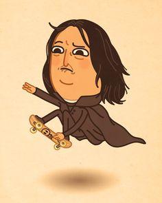 Desafio Criativo: Divertidos personagens pop ilustrados por Mike Mitchell