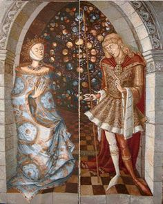 Medieval Princess & Warder