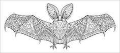 Image result for stylised bat art