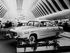 1960 Tatra Retro Cars, Vintage Cars, Automobile, Limousine, Old Cars, Car Accessories, Cars And Motorcycles, Luxury Cars, Dream Cars