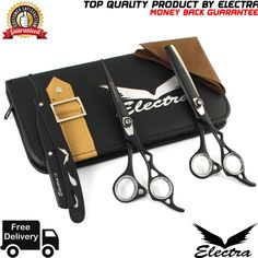 Professional Barber Hairdressing Scissors Hair Cutting Shears Japanese Steel for sale online Hair Cutting Shears, Vintage Japanese, Scissors, Hairdresser, Barber, Hair Cuts, Shoulder Bag, Steel, Best Deals