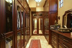 Storage & Closets Photos Master Bedroom Closet Design, Pictures, Remodel, Decor and Ideas - page 5