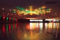 roller rinks - they were magical places in the 70s!