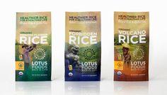 Rice packaging bags design  #Sachets #à #soufflets #side #gusset #bags #gusseted #Sacs #Quadri #Scelle #quad #seal #bag #Sachets #A #Fond #Plat #flat #bottom #pouch #pocuhes #plastic #sachets #plastiques #plastic