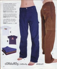 And also baggie Dickies and Bulldog pants were about to become your new uniform. 17 Reasons Why The Fall Delia's Catalog Was Everything To You 90s Teen Fashion, Early 2000s Fashion, Retro Fashion, Fashion Outfits, Neo Grunge, Style Grunge, Pretty Outfits, Cool Outfits, Stylish Outfits
