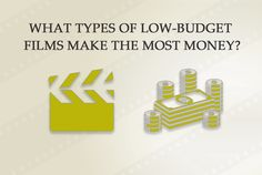 A study of the most profitable movies budgeted $500k to $3 million which answers…