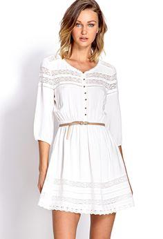 Prairie Darling Dress | FOREVER21 - 2000073554