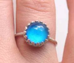 Crown Mood Ring | Boho/Hipster