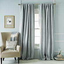 Curtains, Window Shades & Window Panels | West Elm