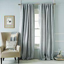Curtains, Window Shades & Window Panels | West Elm