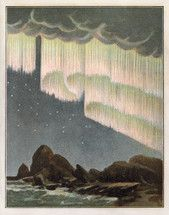 Aurora Borealis (Falling)
