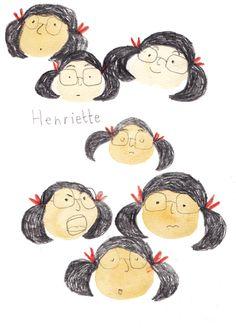 Henriette by mmm
