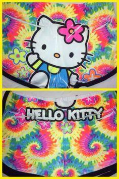 Pantalón corto Hello Kitty colors!
