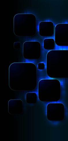 Black Phone Wallpaper, Phone Screen Wallpaper, Dark Wallpaper, Trendy Wallpaper, Blue Wallpapers, Cellphone Wallpaper, Galaxy Wallpaper, Mobile Wallpaper, Iphone Wallpaper