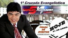NONATO NOTÍCIAS: HOJE ACONTECE A 1a CRUZADA EVANGELÍSTICA EM ANDORI...