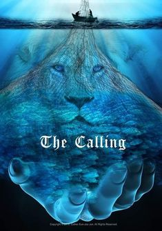 The calling, Lion of Judah cast your nets, He will make you fishers of men.( I will make you fishers of men) Witch Of Endor, Tribe Of Judah, Jesus Art, The Calling, Bride Of Christ, Prophetic Art, Biblical Art, Lion Of Judah, Prayer Warrior