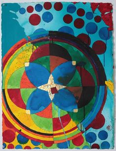 Color Works on Paper Nz Art, It Works, Ornament, Museum, Artists, Abstract, Paper, Painting, Color