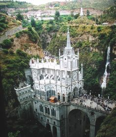 santuario de las lajas, colombia